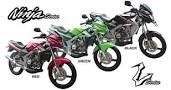 Kredit Motor Syariah Kawasaki Ninja SS R
