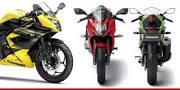 Kawasaki Ninja RR/ SE Series
