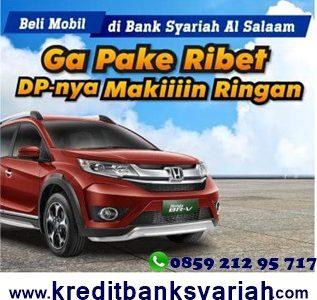 Kredit Syariah Mobil Bekas Harga Di Atas 125 Jt