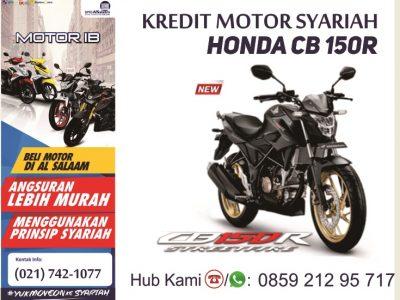 Kredit Syariah Motor Baru Honda CB 150 R Juli 2018