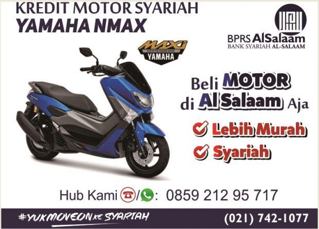 Kredit Syariah Motor Yamaha NMax