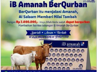 Tabungan Ib Amanah Qurban