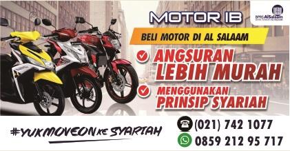 Kredit Motor Syariah AlSalaam Honda Yamaha Kawasaki Suzuki