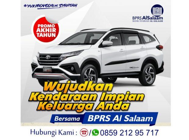 Brosur Promo Ahir Thn 2018 Kredit Syariah Mobil Baru No Riba
