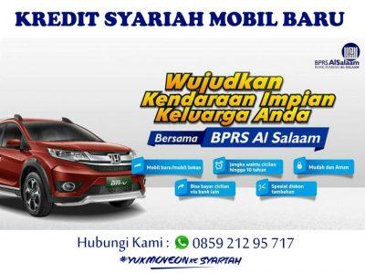 Pembiayaan Syariah Cicilan Kredit Mobil Baru Angsuran Ringan