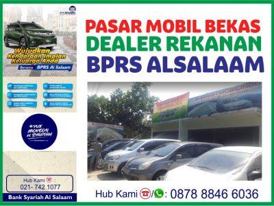 Ready Stok Mobil Bekas Dealer Rekanan BPRS Syariah AlSalaam
