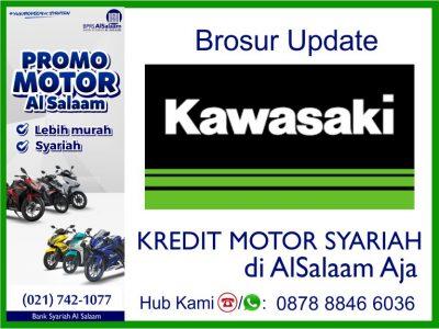 Terbaru Pembiayaan Syariah Cicilan Kredit Motor All Kawasaki