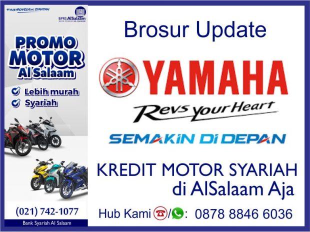 Update Simulasi Angsuran Kredit Motor Syariah All Yamaha