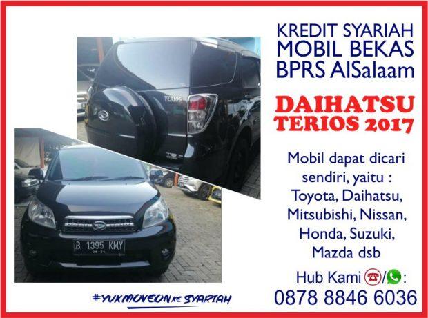 Kredit Syariah Mobil Bekas Daihatsu Terios 2013 Tanpa Riba