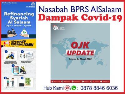 Kebijakan BPRS AlSalaam Akibat Terkena Dampak Covid 19