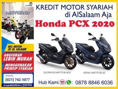 BPRS AlSalaam Honda New PCX 2020 Kredit Motor Syariah