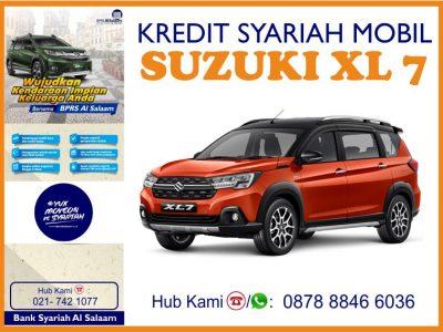 Kredit Mobil Syariah Suzuki XL 7 Alpha Beta Zeta AlSalaam