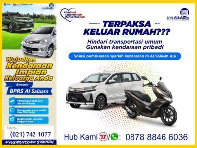 Pengajuan Di Rumah Aja Pembiayaan Syariah Kredit Motor Mobil